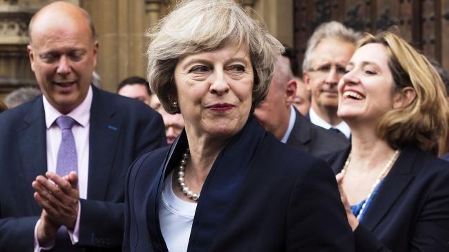 British PM - Theresa May
